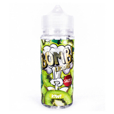Cotton Candy Bomb! Kiwi 120мл (3мг)