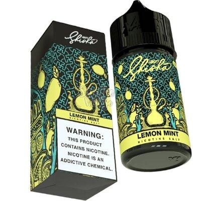 Nasty Juice Shisha - Lemon mint 30мл (20/35/50мг)