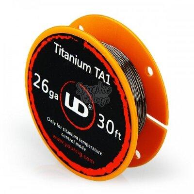 Катушка UD Титан (Ti) 26ga (10 метров)