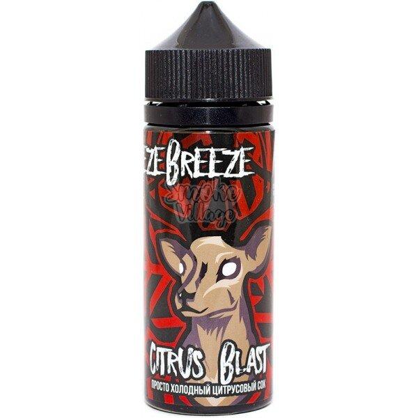 Жидкость Freeze Breeze Citrus Blast 120мл (3мг)