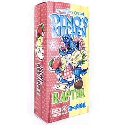 Cotton Candy Dinos Kitchen Raptor 120мл (0мг)