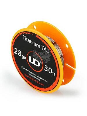 Катушка UD Титан (Ti) 28ga (10 метров)