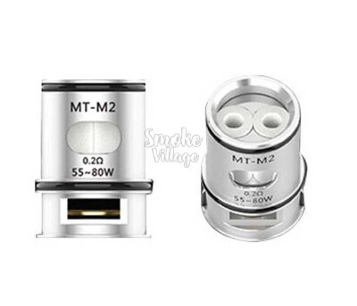 Испаритель Voopoo MT-M2 0.2ohm Dual Mesh Coil