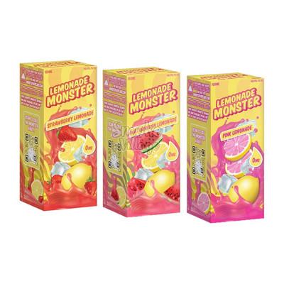 Жидкость Lemonade Monster