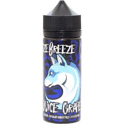 Жидкость Freeze Breeze Juice Grape 120мл (3мг)