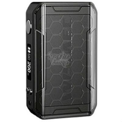 Боксмод Wismec SINUOUS V200 200W (Черный)
