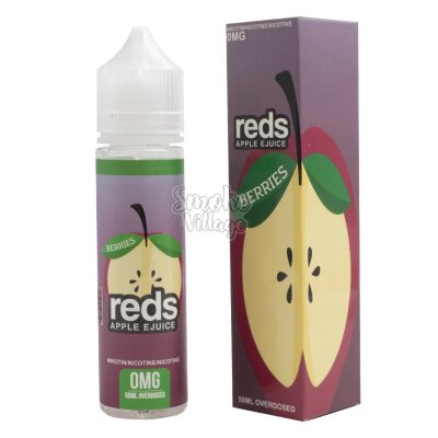 Reds Salt - Berries Apple 60мл (3мг)