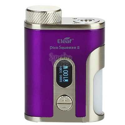 Боксмод Eleaf Pico Squeeze 2 (Фиолетовый)