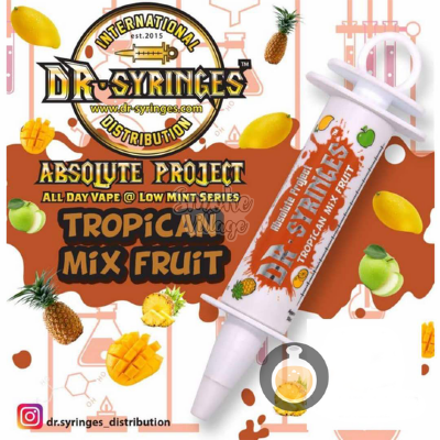 Dr. Syringes Tropican Mix Fruit 50мл (3мг)