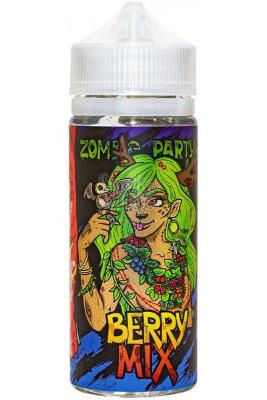 Жидкость Zombie Party Berry mix 120мл (3мг)