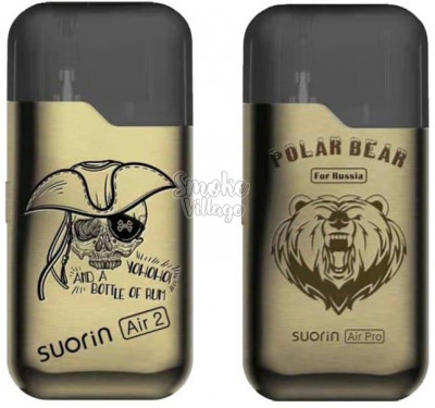 Набор Suorin Air Pro 930mAh Pod Kit (2 новых цвета)