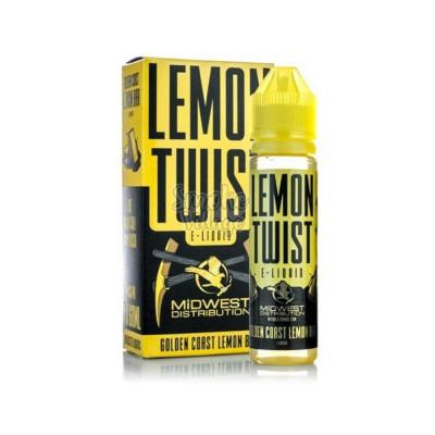 Жидкость Lemon Twist Golden Coast Lemon Bar 60 мл 3