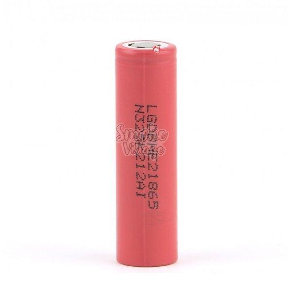 Аккумулятор 18650 LG DB HE2 2500mAh 20A
