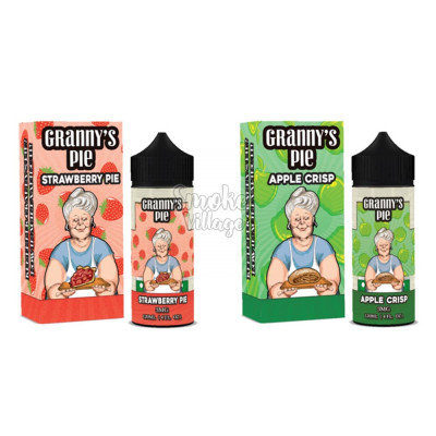 Жидкость Granny's Pie