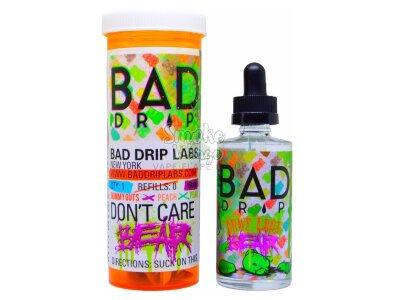 Жидкость Bad Drip Don`t Care Bear 60мл (3мг)
