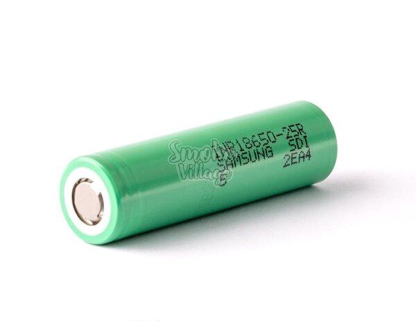 Аккумулятор 18650 Samsung INR18650-25R, 20A, 2500 mAh