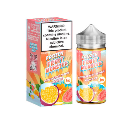Жидкость Frozen Fruit Monster POG 100 мл (0/3 мг)